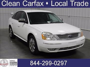 2007 Ford Five Hundred for sale in Holland, MI