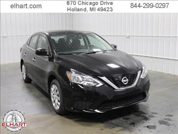 2016 Nissan Sentra for sale in Holland, MI