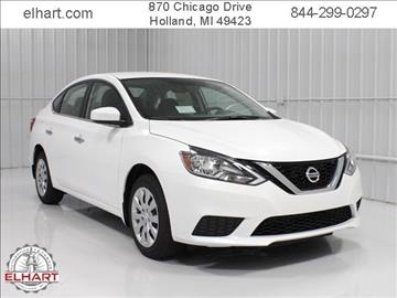 2017 Nissan Sentra for sale in Holland, MI