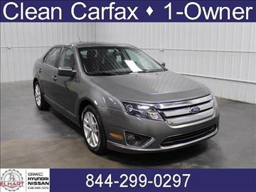 2012 Ford Fusion for sale in Holland, MI