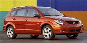 2004 Pontiac Vibe for sale in Holland, MI