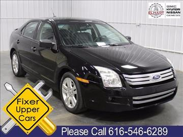 2007 Ford Fusion for sale in Holland, MI