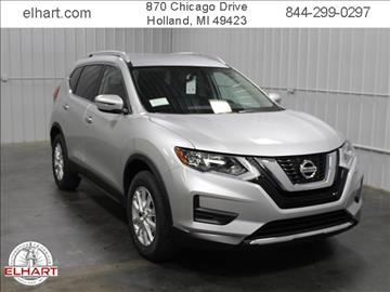 2017 Nissan Rogue for sale in Holland, MI