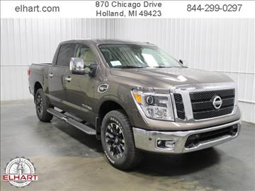2017 Nissan Titan for sale in Holland, MI