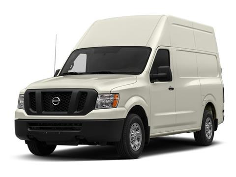 2017 Nissan NV Cargo for sale in Holland, MI