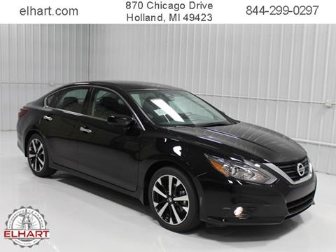 2018 Nissan Altima for sale in Holland, MI