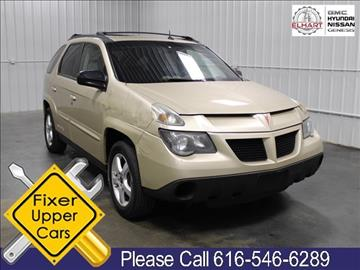 2003 Pontiac Aztek for sale in Holland, MI