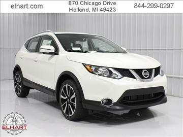 2017 Nissan Rogue Sport for sale in Holland, MI