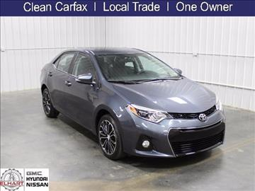 2015 Toyota Corolla for sale in Holland, MI