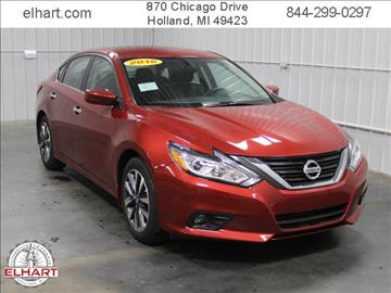 2016 Nissan Altima for sale in Holland, MI
