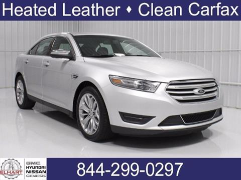 2013 Ford Taurus for sale in Holland, MI