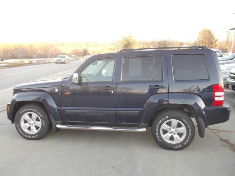 2012 jeep liberty sport 4x4 4dr suv in hermon me adams automotive. Black Bedroom Furniture Sets. Home Design Ideas