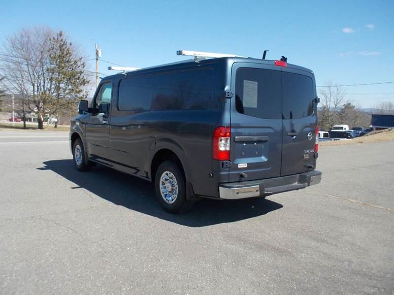 2014 nissan nv cargo 2500 hd sv 4x2 3dr cargo van v6 in hermon me adams automotive. Black Bedroom Furniture Sets. Home Design Ideas