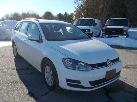 2016 Volkswagen Golf SportWagen for sale in Hermon, ME