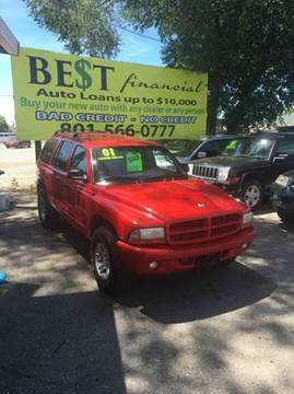 2001 Dodge Durango for sale in Midvale, UT
