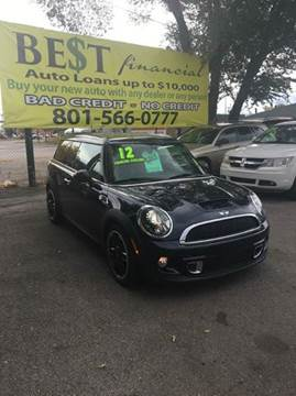 2012 MINI Cooper Clubman for sale in Midvale, UT