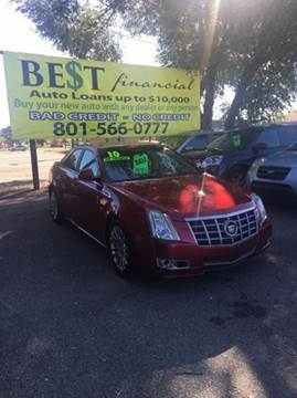 2010 Cadillac CTS for sale in Midvale, UT