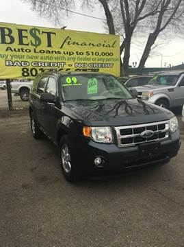 2009 Ford Escape for sale in Midvale, UT