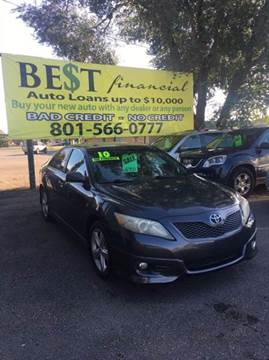 2010 Toyota Camry for sale in Midvale, UT