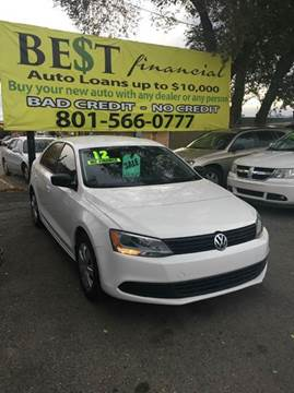 2012 Volkswagen Jetta for sale in Midvale, UT