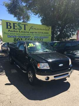 2006 Ford F-150 for sale in Midvale, UT