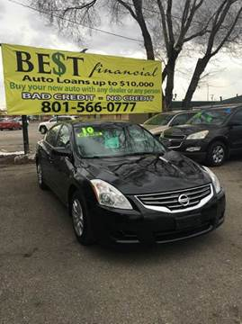 2010 Nissan Altima for sale in Midvale, UT
