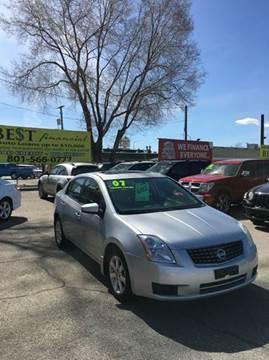 2007 Nissan Sentra for sale in Midvale, UT