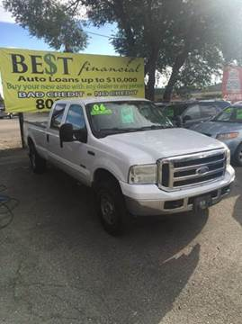 2006 Ford F-250 Super Duty for sale in Midvale, UT