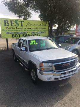 2004 GMC Sierra 1500 for sale in Midvale, UT