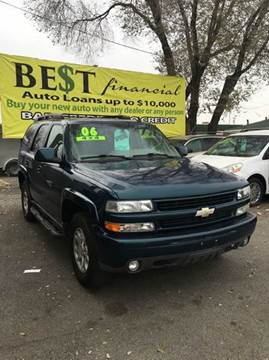 2006 Chevrolet Tahoe for sale in Midvale, UT