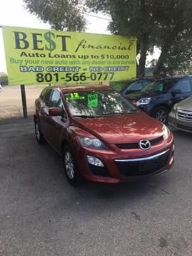 2012 Mazda CX-7 for sale in Midvale, UT