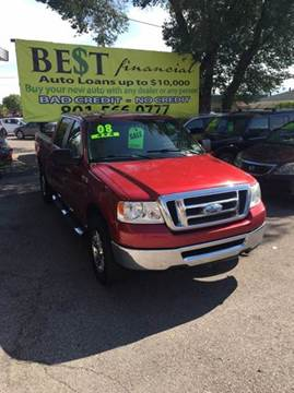 2008 Ford F-150 for sale in Midvale, UT