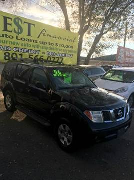 2006 Nissan Pathfinder for sale in Midvale, UT