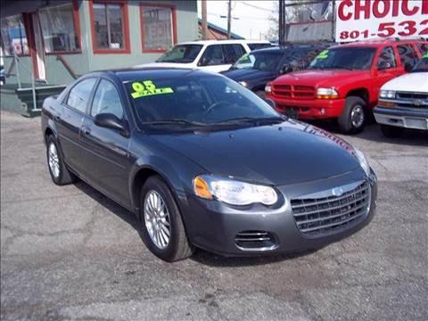 2005 Chrysler Sebring for sale in Midvale, UT