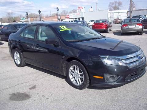 2012 Ford Fusion for sale in Midvale, UT
