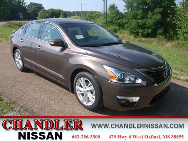 New 2015 Nissan Altima 2 5 Sv 4dr In Oxford Ms At Chandler
