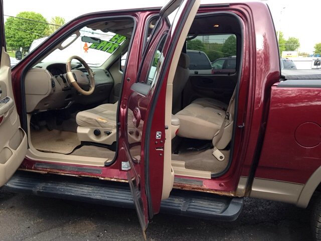 2003 Ford F-150 XLT 4dr SuperCrew 4WD Styleside SB - West Chicago IL