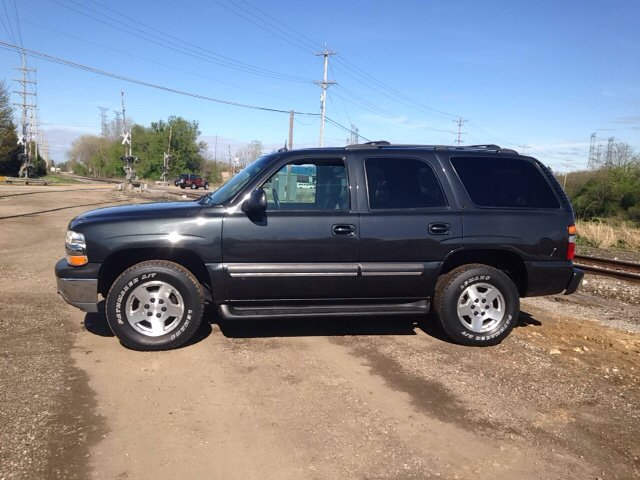 2004 chevrolet tahoe z71 4wd 4dr suv in west chicago il. Black Bedroom Furniture Sets. Home Design Ideas