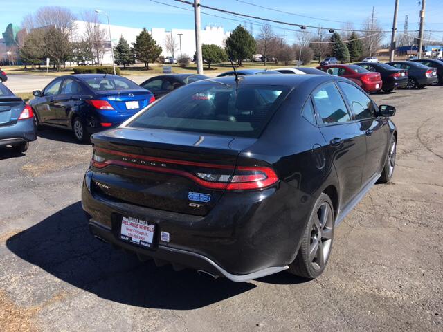 2015 Dodge Dart GT 4dr Sedan - West Chicago IL