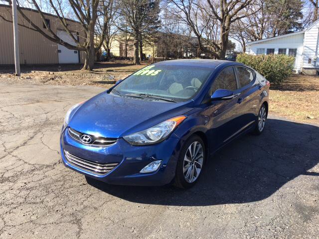 2013 Hyundai Elantra Limited 4dr Sedan - West Chicago IL