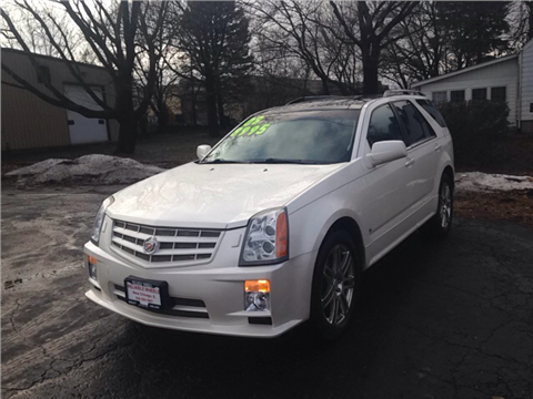 2008 Cadillac SRX for sale in West Chicago, IL