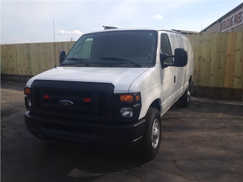 2013 Ford E-Series Cargo for sale in West Chicago, IL