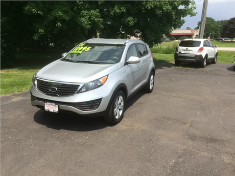 2011 Kia Sportage for sale in West Chicago, IL