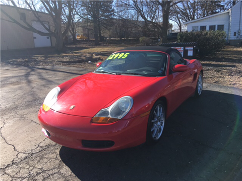 2002 Porsche Boxster for sale in West Chicago, IL