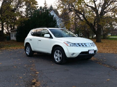 2003 Nissan Murano for sale in West Chicago, IL