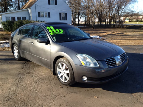 2005 Nissan Maxima for sale in West Chicago, IL