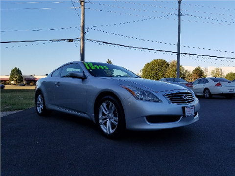 2010 Infiniti G37 Coupe for sale in West Chicago, IL