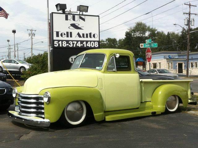 1953 Chevrolet pick up