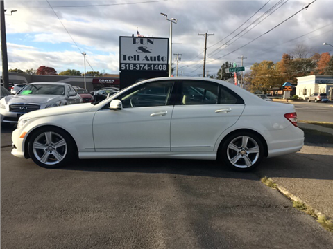 2010 Mercedes-Benz C-Class for sale in Schenectady, NY