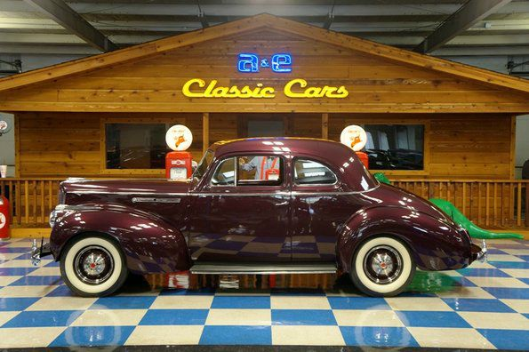 1941 Packard Club Coupe for sale in New Braunfels TX